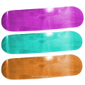 American glue Canadian maple 7 ply blank skateboard decks blanks
