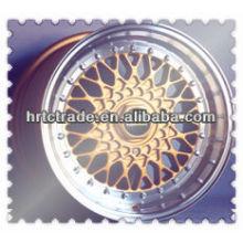 17 pulgadas hermosas bbs 679 nueva rueda de diseño