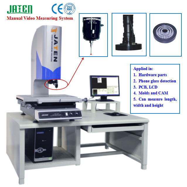 Optical Video Measuring Machine