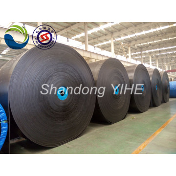 Heat resistant PN conveyor belt SBR