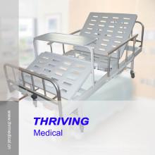 Thr-MB216 Cama de hospital de dos cranks en muebles