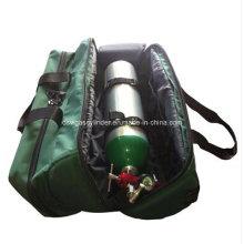 Cylindre portable d'oxygène
