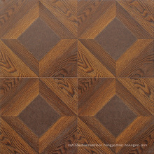 Commercial 12.3mm AC4 Embossed Oak Sound Absorbing Laminated Flooring