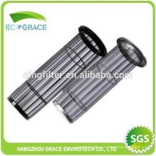 Bolsas de filtro de teflón de alta temperatura