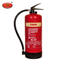MPZ/25 Fire Safety Wheeled Foam Fire Extinguishers