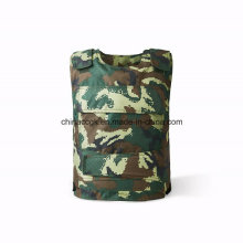Nijiii Police Armée Kevlar PE Camouflage Armor Bulletproof Vest