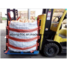 Ventilated Jumbo Big Bag for Potato, Onion