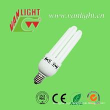 U forma série as lâmpadas CFL economizando luz (105W-VLC-5UT6)