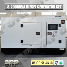 15kw Soundproof Electric Home Power Diesel Generator (SDG15KS)