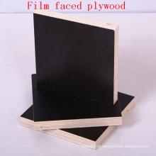 Filme resistente e durável enfrentou a madeira compensada com melhor preço