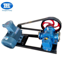 High Quality for Pulley Belt Rotor Pump,Belt Driven Rotor Pump,Belt Driven Pump Manufacturers and Suppliers in China Pulley Belt Driven High Viscosity Lobe Pump supply to Somalia Suppliers