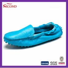 Mais recente casual sapatos planos para homens