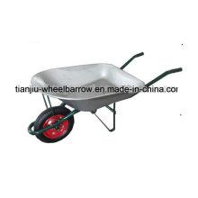 Meilleures ventes South Amercia outils de jardin Brouette Wb7401