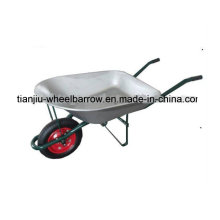 Best Selling South Amercia Garden Tools Wheelbarrow Wb7401