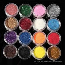 polvo de pigmento / pigmento /