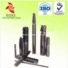 Carbide End Mill Manufacturer for CNC Metal Lathe