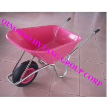 85L wheelbarrow tube let tube frame