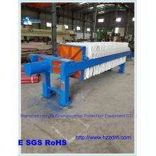 Factory price Chamber filter press for coal