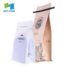 Fábrica de bolsas de té de hierbas / café Kraft amigable