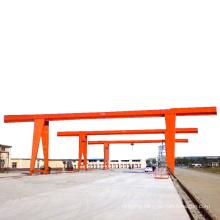 single beam A leg mobile gantry crane