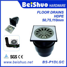 New Design Plastic Shower Floor Drain
