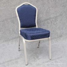 Blaues Gewebe-Bankett-Stuhl-Möbel (YC-B70-04)