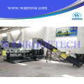 Gebrauchte PP / PE / HDPE Kunststoff Grnaulating Line