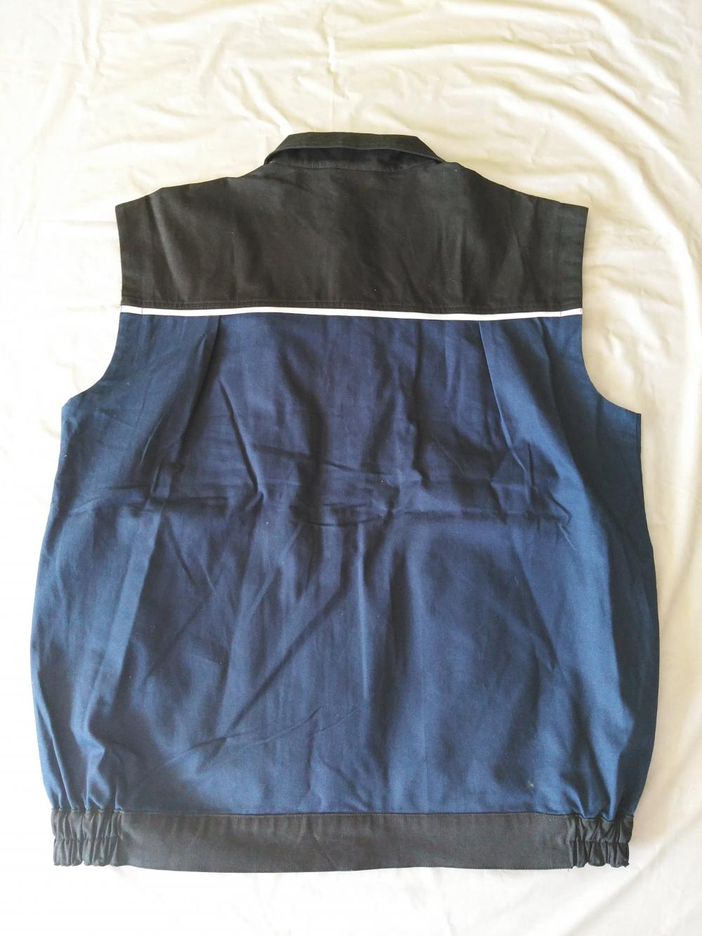 Summer Sleeveness CVC T / C Vest for Man