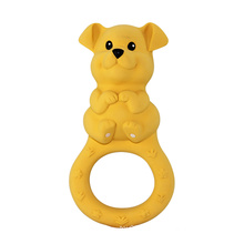 9 Cm  Latex  Dog  Toy  Chewing  Toy  with Squeaker