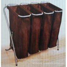 vivinature складной прачечная корзина прачечная сортировщик