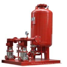 Unidad de suministro de agua del regulador de refuerzo