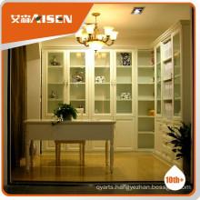 Excellent metal decorative bookcase