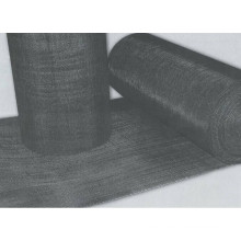 Black Wire Cloth / Black Metal Wire Mesh