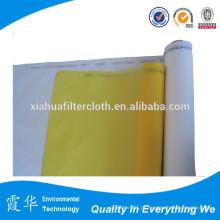 Malha de tela de tecido de poliéster de seda 90t para impressão