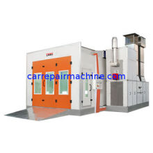 Automotive Global Infrared Car Spray Booth , Electric Spray Paint Booth