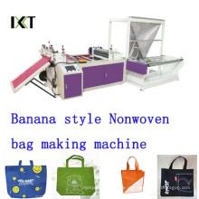 Saco não tecido que faz o fabricante do saco de máquinas Kxt-Nwb04 (CD de instalação anexo)