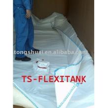 Flexitank y Flexibag(Top Loading and Bottom Discharge)