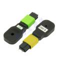 Loopback de fibra óptica MPO para rede