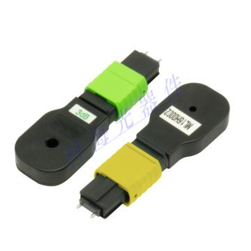MPO Optical Fiber Loopback für Netzwerk