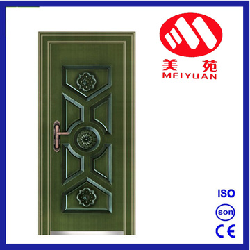 Bakır Çelik Kapı Villa