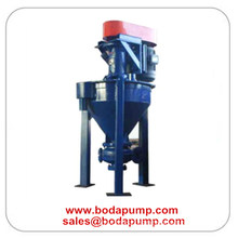 Vertical Industrial Durable Mining Froth Foam Pump