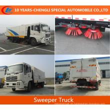 Caminhões de limpeza de alta pressão Dongfeng com 4X2