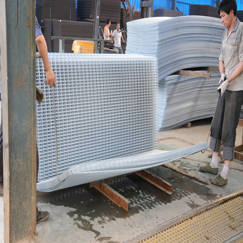 welded wire mesh panel