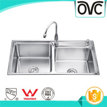 factory supply cheap Italian double kitchen sinks wholesale Factory supply cheap Italian double kitchen sinks wholesale
