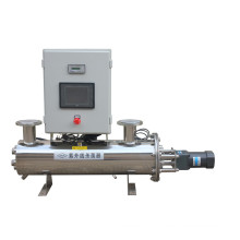 Ultraviolet Disinfection System for Food and Dairy Industry