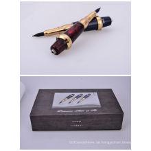 Großhandel Tattoo Lieferungen - Taiwan Deluxe Permanent Make-up Maschine Kit -Gold Rose Machine & Machinery für Augenbraue & Lip & Eyeline