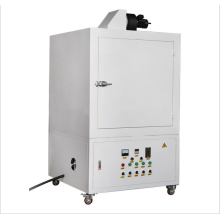 Industrial UV lacquer paint drying machine