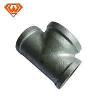 Encaixes de tubulação de ferro maleável galvanizado