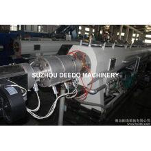 Tubulação plástica rasa de PPR que faz a máquina