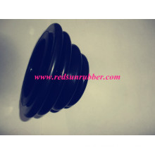 Accordion Dustproof Rubber Bellows/Rubber Air Tube